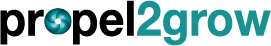 Propel 2 Grow Logo